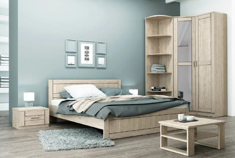 Спальня Кантри (комплект 21)