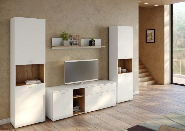 Мебельная стенка Капри (комплект 2)