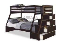 Детская двухъярусная кровать Эрика - 1
