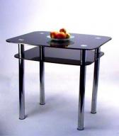 Обеденный стеклянный стол CO-004
