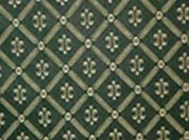 жаккард ромб 705-03 зеленый