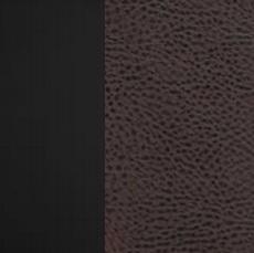 Берёзовая фанера, покрыта эмалью Венге / Экокожа Vegas Lite Amber