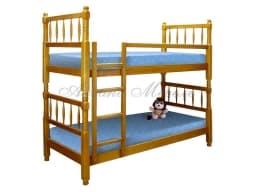 Кровать детская двухъярусная Наф наф