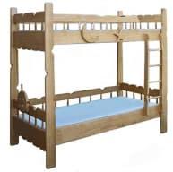 Кровать детская двухъярусная Штиль