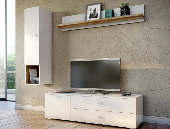 Мебельная стенка Капри (комплект 8)