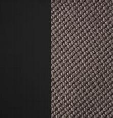 Берёзовая фанера, покрыта эмалью Венге / Ткань Велюр Verona Brown