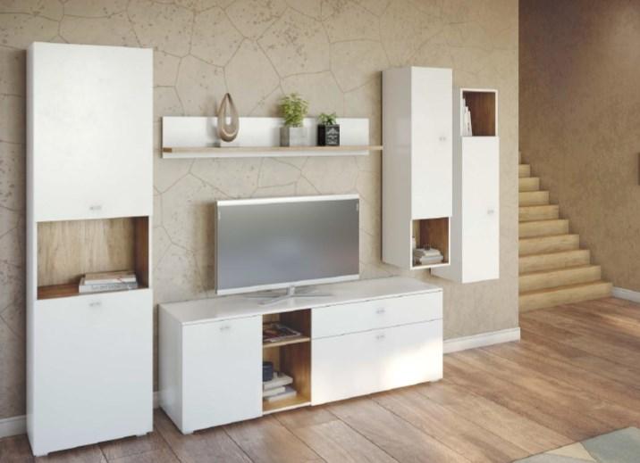 Мебельная стенка Капри (комплект 9)