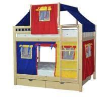 Детская кровать двухъярусная Скворушка - 2