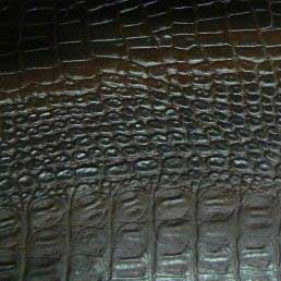 Крокодил (искусственная кожа)