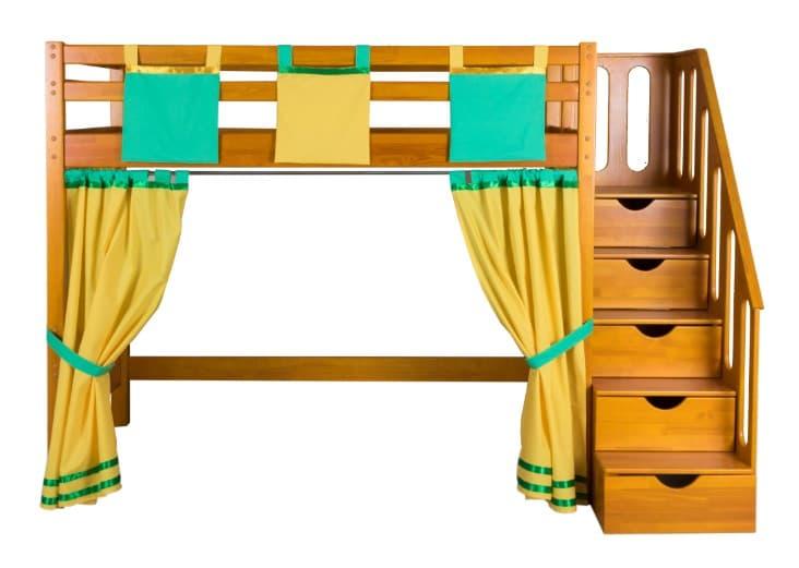 Детская кровать-чердак Непоседа