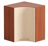 Шкаф угловой гнутый Е-2922 (серия Волна)