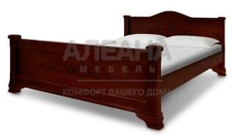 Кровать Лагуна из массива