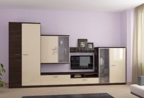 Мебельная стенка Домино (комплект 1)