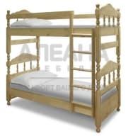 Кровать детская двухъярусная Ниф ниф