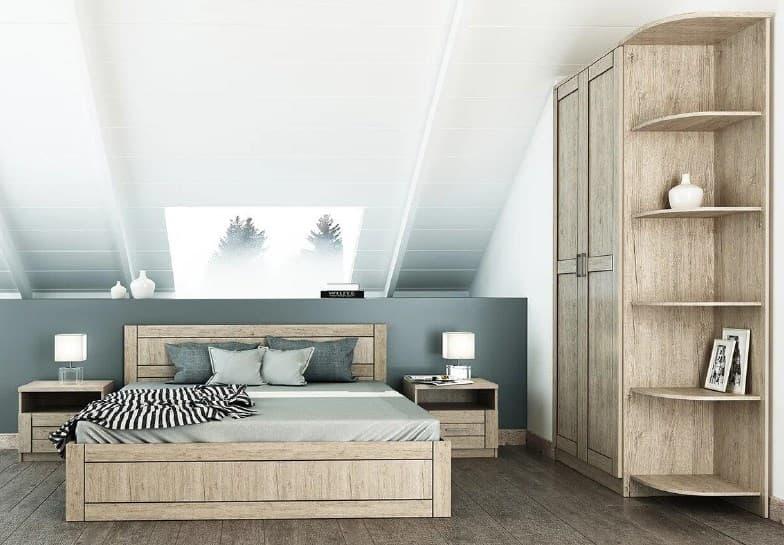 Спальня Кантри (комплект 20)