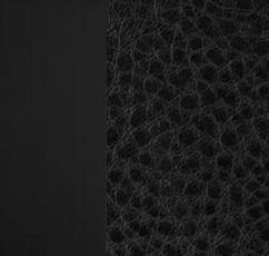 Берёзовая фанера, покрыта эмалью Венге / Экокожа Vegas Lite Black