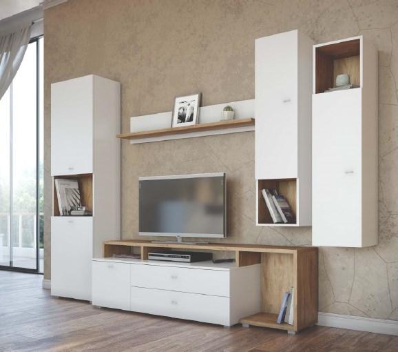Мебельная стенка Капри (комплект 4)