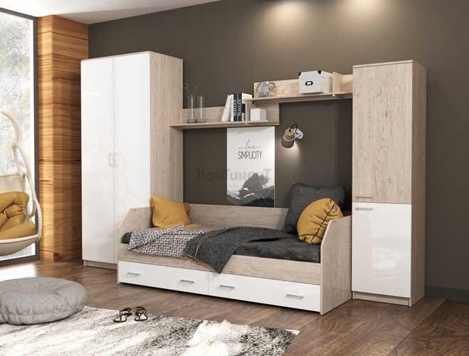 Детская комната Ассоль (комплект 5)