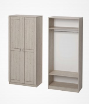 Шкаф для одежды Кантри КТ-21