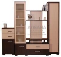 Мебельная стенка Омега - 5