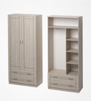 Шкаф комбинированный с 2-мя ящиками Кантри КТ-22