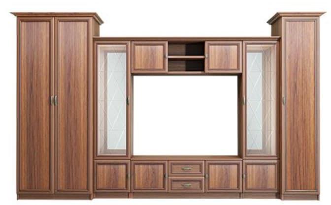 Мебельная стенка Ажур (комплект 7)